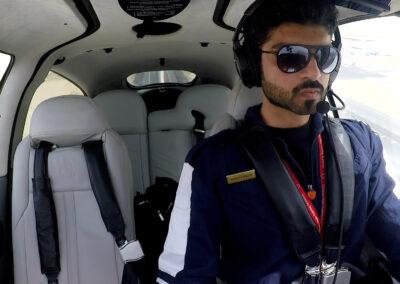 Emirates Sponsors Optimism Message | Emirates Airline