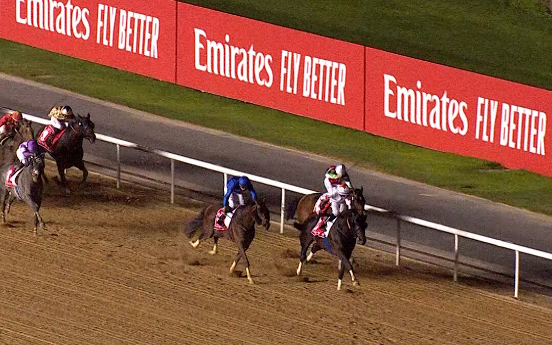 Good Luck Dubai World Cup | Emirates Airline