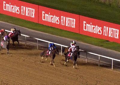 Good Luck Dubai World Cup | Emirates Airline