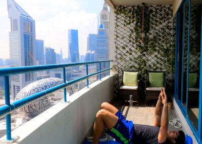 Dubai Fitness Challenge Launch Video | Dubai Fitness Challenge | Emirates Airline