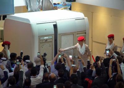 Dubai Airshow Highlights | Dubai Airshow 2017 | Emirates Airline