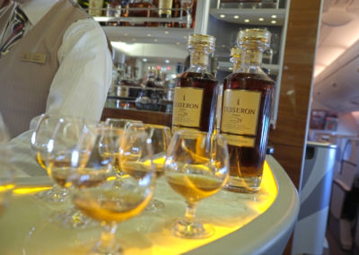 Emirates launches Spirits programme with special Tesseron Cognac tasting | Emirates Airline