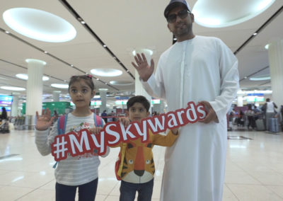 Celebrating 20 Million Emirates Skywards Members | Emirates Airline