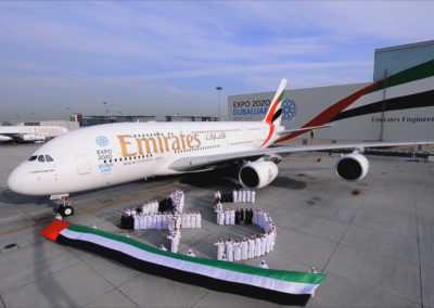 Emirates Celebrates 45th UAE National Day | Emirates Airline