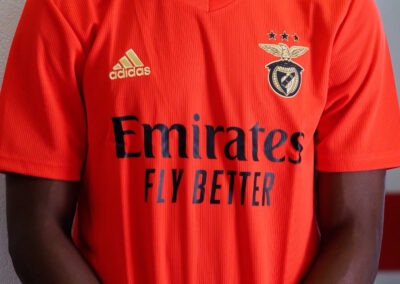 Fly Better Jerseys | Emirates Airline