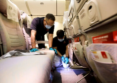 Passenger Freighter Conversion | Emirates Airline