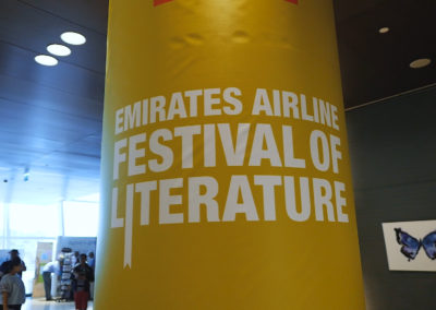 Emirates Airline Festival of Literature 2018 | Emirates Airline
