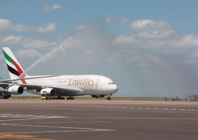 Emirates A380 lands in 10 new cities in 2017 | Emirates Airline