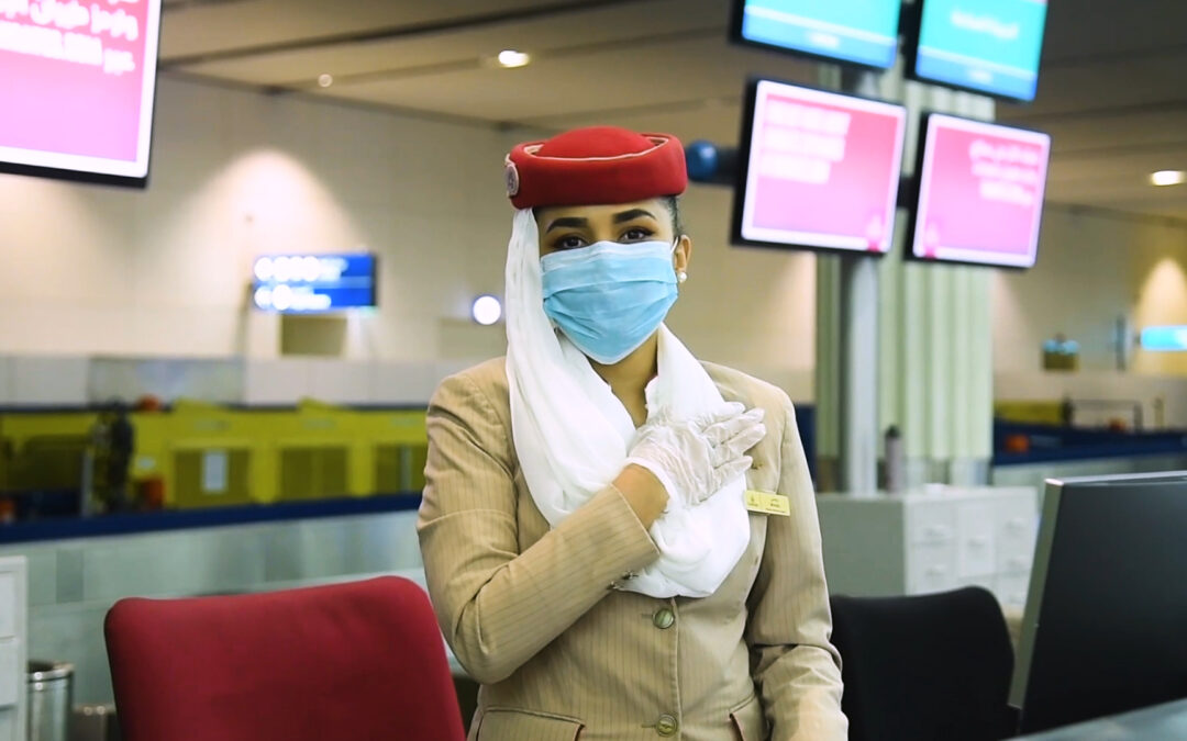 Emirates sets industry-leading safety and hygiene standards for travel | Emirates Airline