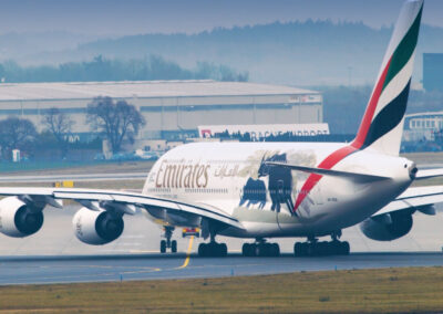 Reaffirming our commitment to preserve wildlife | Emirates Airline