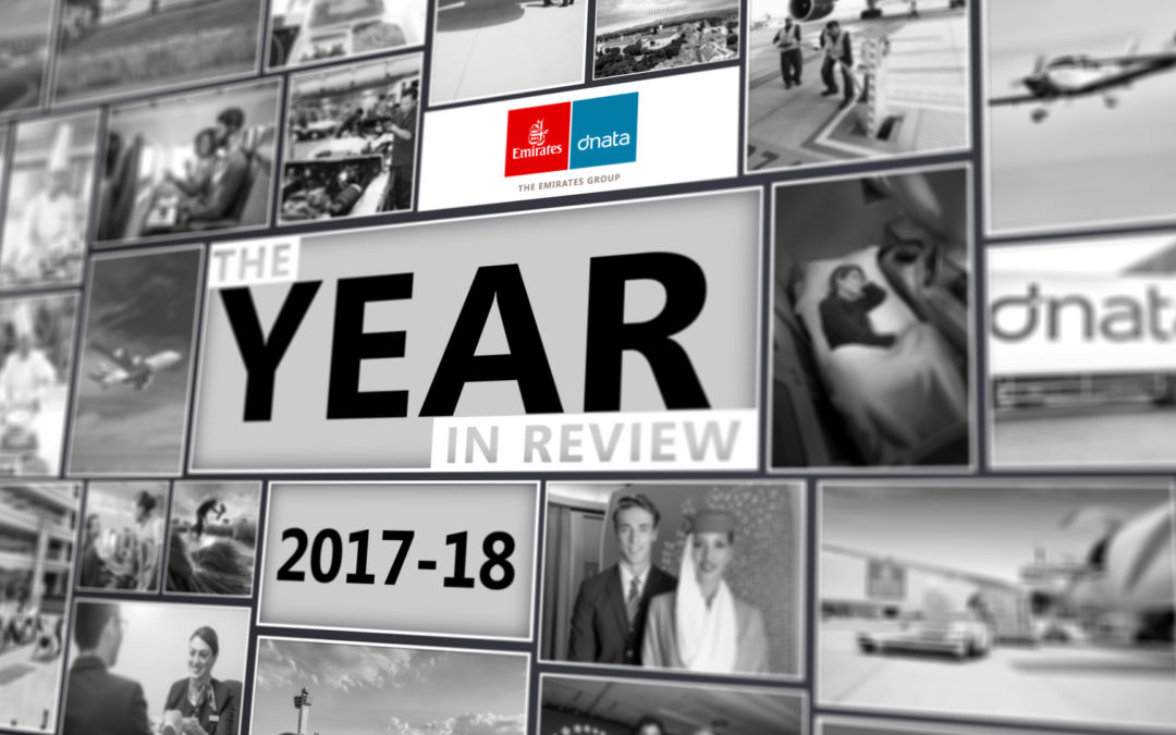Emirates Year in Review 2018 | Emirates Airline